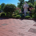 Padre Pio Prayer Garden